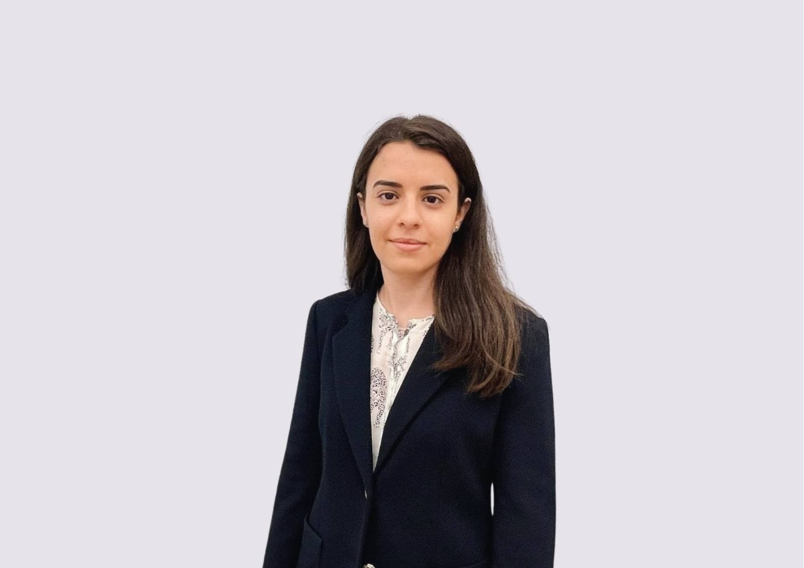 A picture showing one of the members in act legal Romania team
